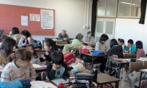 北野学習支援教室の様子